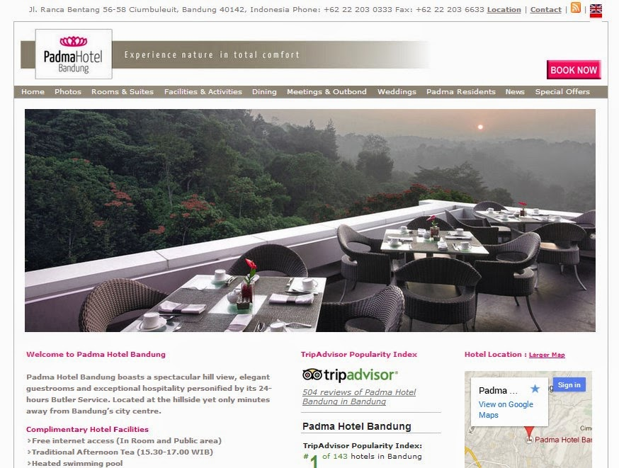 Marketing Cappuccino: Hotel Internet Marketing, 5 Things is a must