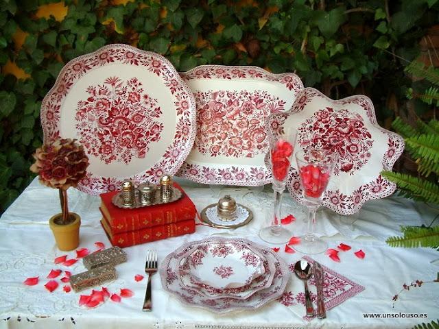 5 razones para usar vajilla desechable en la mesa de navidad for Vajillas para navidad
