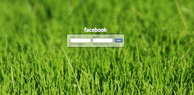 How To Change Facebook Login Screen Background