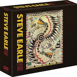 Steve Earle – The Warner Bros. Years [4CD-Box Set] (2013)