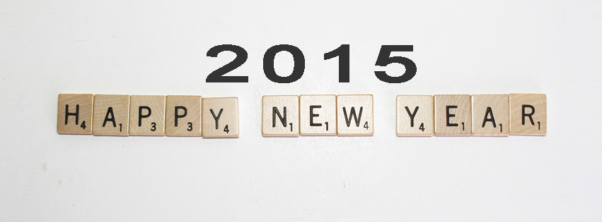 FB Timeline Cover of New Year 2016
