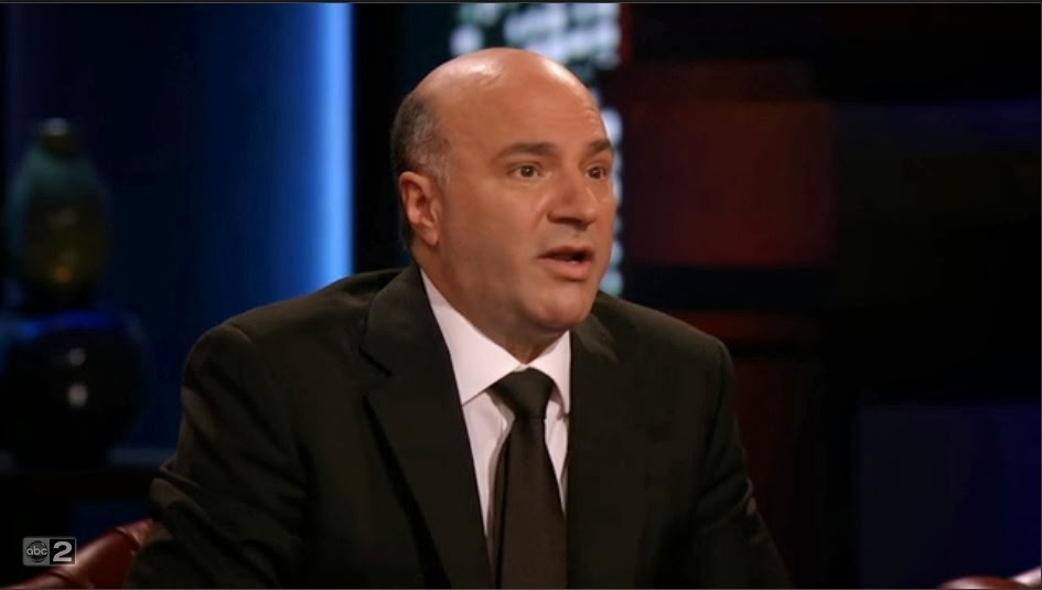 shark tank kevin o'leary wallet