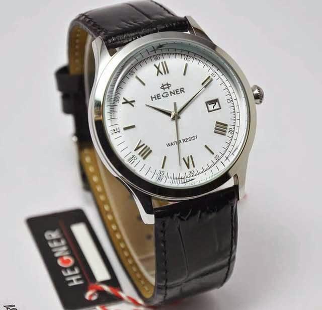 Hegner 1273 Silver Original putih