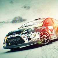 Dirt 3 iPad and iPad 2 Wallpapers