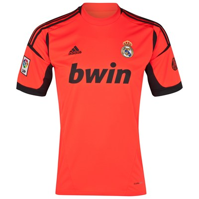 Jersey Real Madrid Goalkeeper 2012/2013 | Jual Jersey ...
