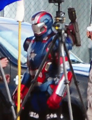 Iron Man 3 villian Iron Patriot
