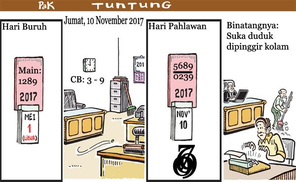 Prediksi Gambar Pak Tuntung Jumat 10 11 2017