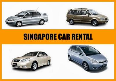 rent car in singapore