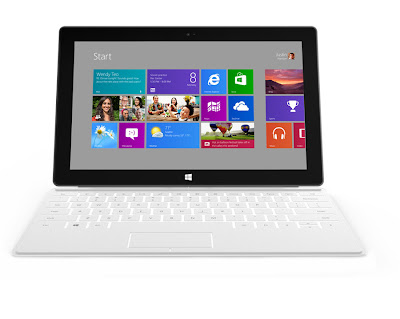 La tablette Surface de Microsoft