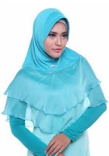 Hijab Style Untuk Ke Kantor Denga Harga Hijab Terjangkau
