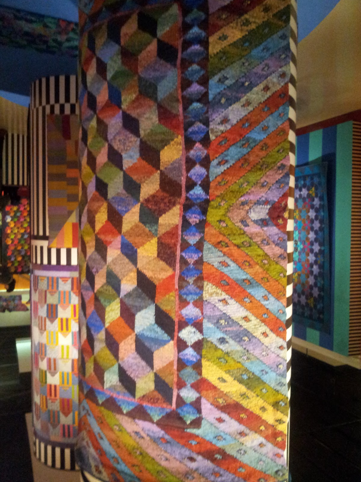 Sweet Pandemonium Kaffe Fassett A Life In Colour