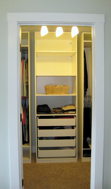 Bedroom & Closet Dresser