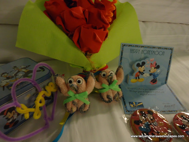 Surprises at Hollywood Hotel Disneyland Hongkong
