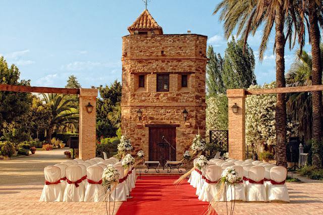 Donde celebraremos la boda yo soy la novia for Jardines de la cartuja