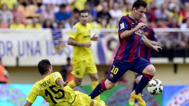 Las posibles alineaciones del Barça-Villarreal (Liga BBVA J21)