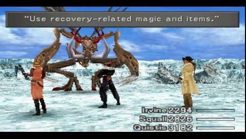 Final Fantasy VIII, Abadon