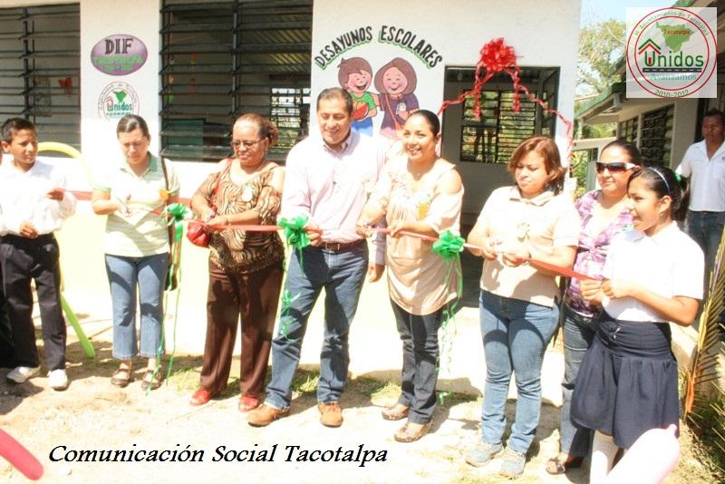 Tierra Verde Inaugur N Cocina Escolar