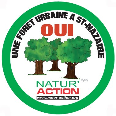Une forêt a Saint Nazaire