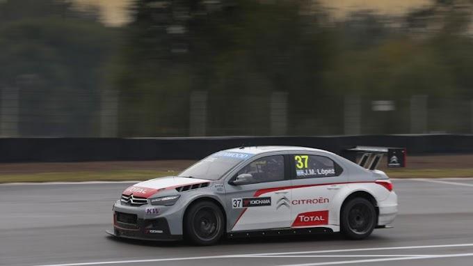 El WTCC llega a China, circuito talismán de Citroën