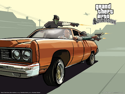 Kode gta san andreas pc