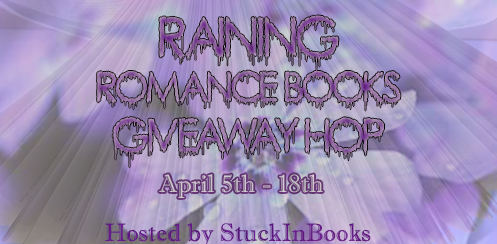 win 2 books!  Ends 4-18