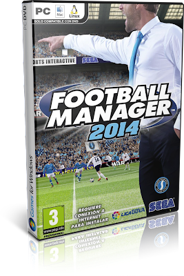 Football Manager 2014 [PC] [Español]