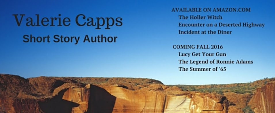 Valerie Capps - Short Story Author