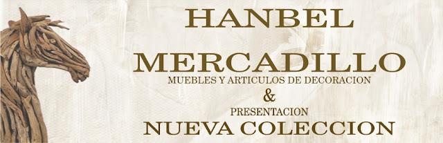 El Rincón de Berta.- Mercadillo de HANBEL de 2012
