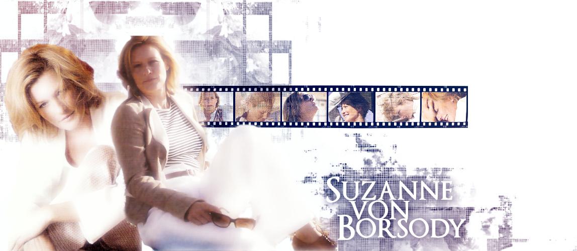 Suzanne von Borsody - Offiziell