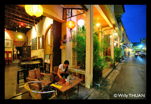 Soi Romanee in Phuket Town