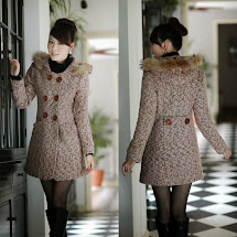 Women's Winter Fashion Outfit