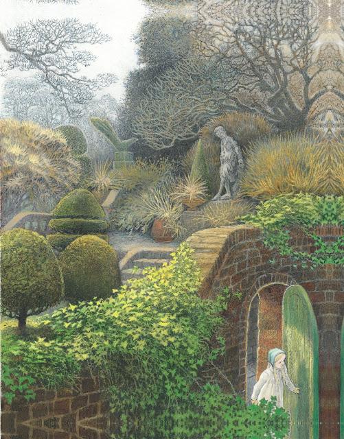 Secret garden essay