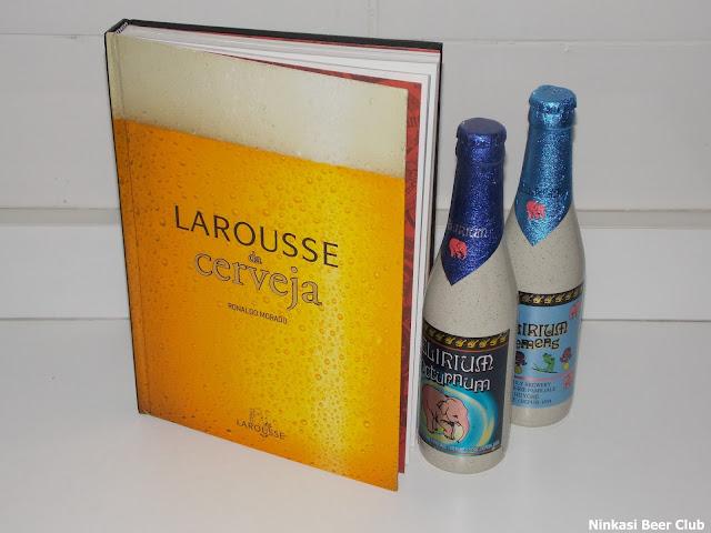 Larousse da Cerveja - Beerblioteca Ninkasi Beer Club
