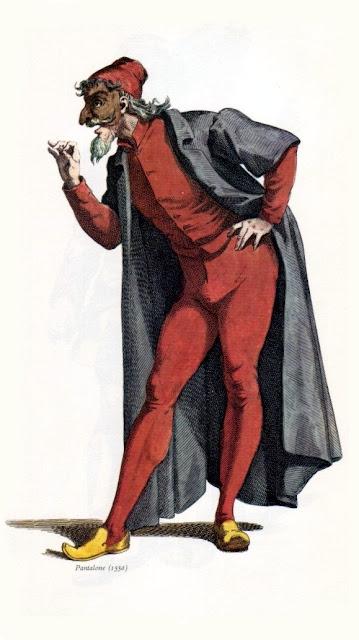 Pantalone-1550 by Maurice Sand