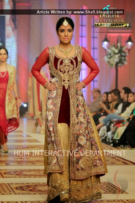Asifa Nabeel Fashion Show Pictures at TBCW