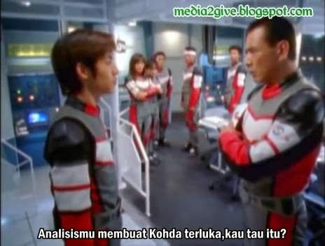 Ultraman Dyna Episode 2 Subtitle Indonesia