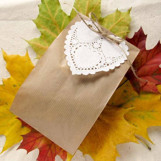конверт, Packing gift