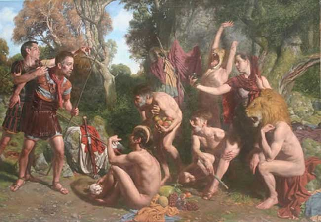 odysseus circe reid