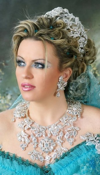 Hairstyles For Short Hair For Wedding Party : image.Hair+Designs+For+Wedding+Party+_++Bridal+Hair+Design+_++Short ...