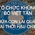 Bản chất xấu xa của Việt Tân