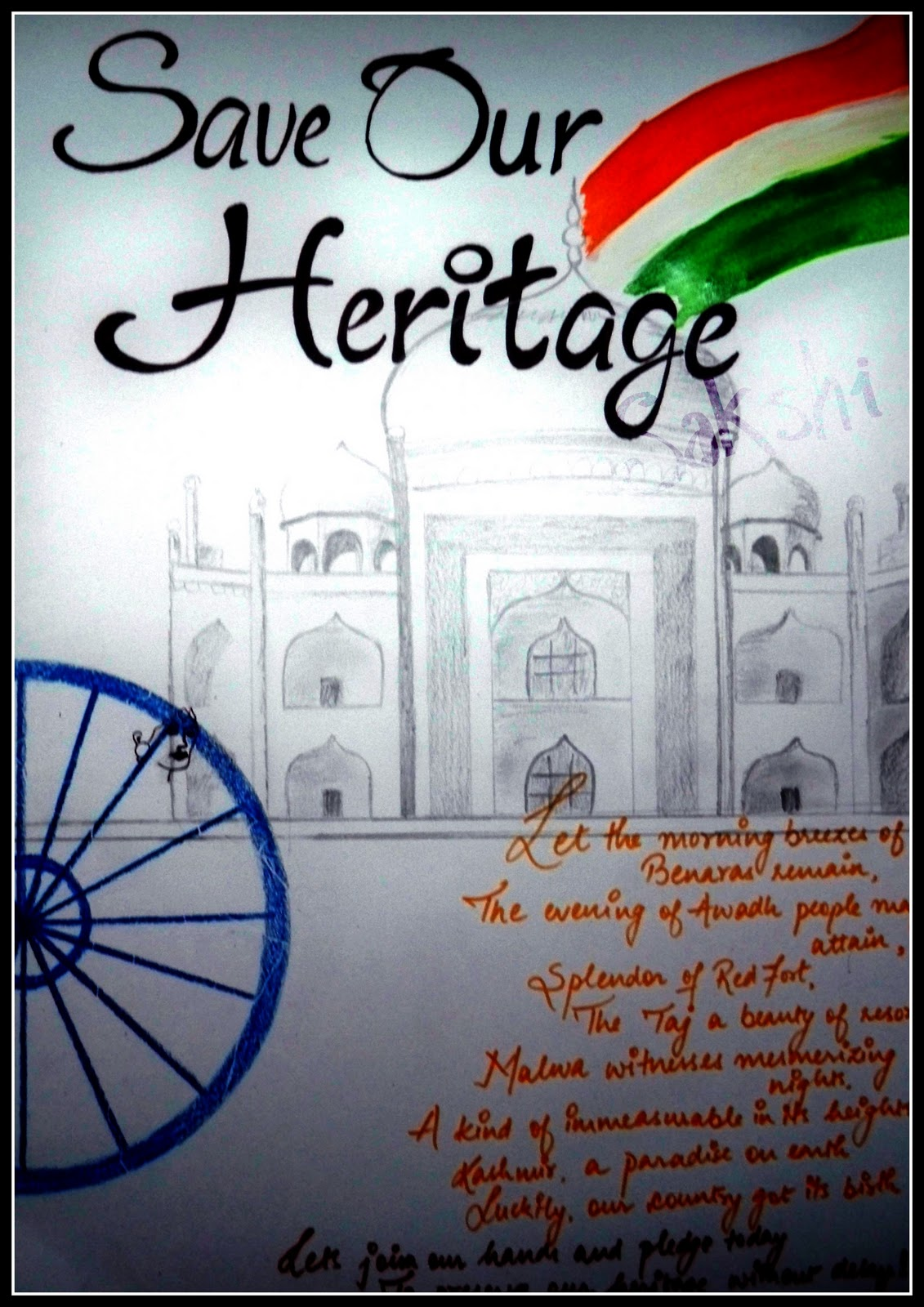 preservation of cultural heritage in india