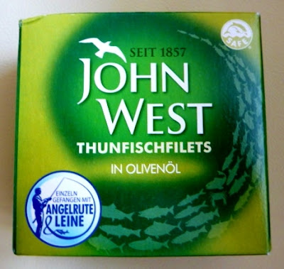 John West Thunfischfilets in Olivenöl