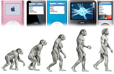 The Ipod Evolution