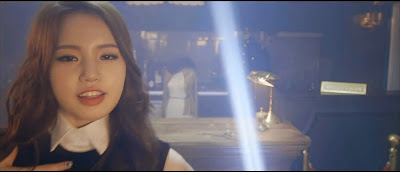 Blady's Yeeun in Come To Me Music Video