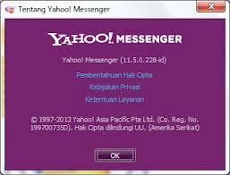 Download Yahoo Messenger 2013 Terbaru