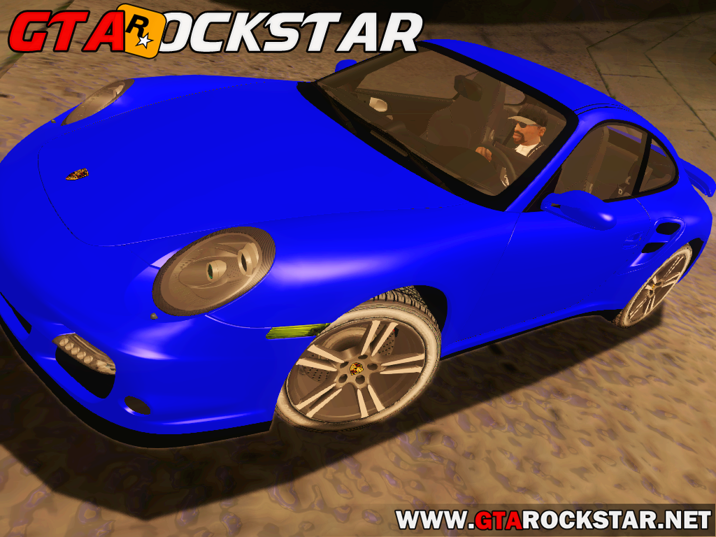 GTA SA - Porsche 911 Turbo 2010