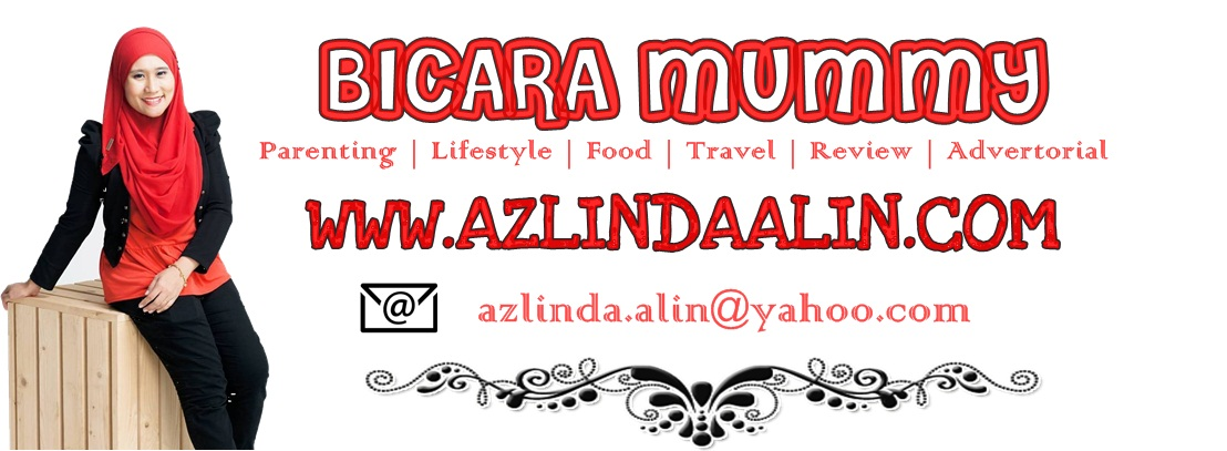 Azlinda Alin | Malaysian Parenting Lifestyle Beauty Blogs