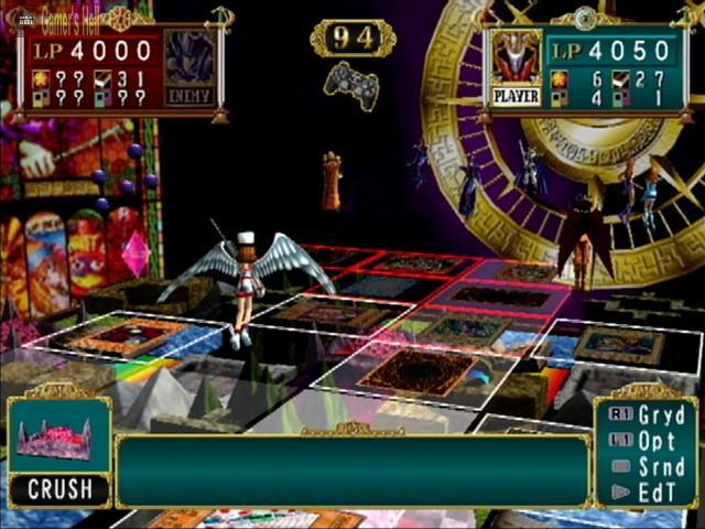 Yu-Gi-Oh! The Duelists of the Roses Yu-gi-12