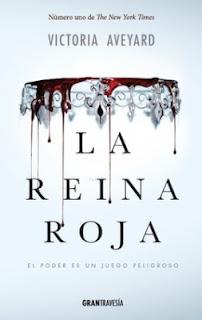 """""""La reina roja"""" De Victoria Aveyard"""