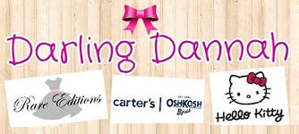 For more information, visit Darling Dannah's Facebook Page